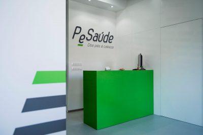 Proyecto clinica podologica Ponteareas Pontevedra